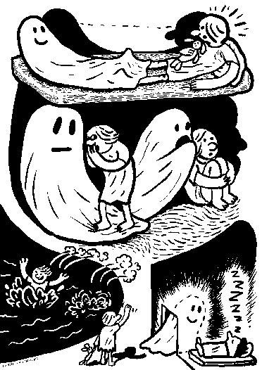 Ilustración de BendikKaltenborn.