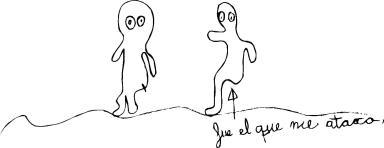 Dibujo de Xavier, 9 años