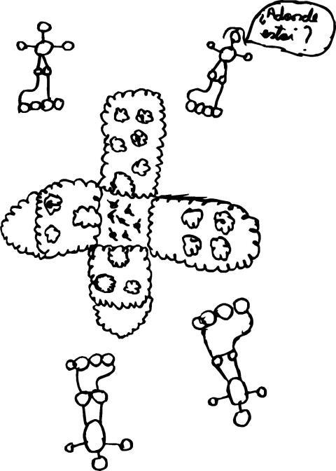 Dibujo de Gisela