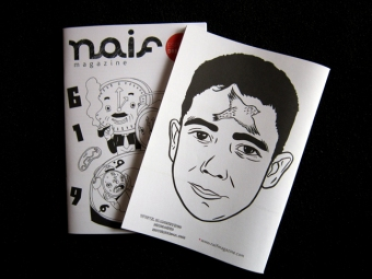 elmonstruodecoloresnotieneboca en Naif Magazine