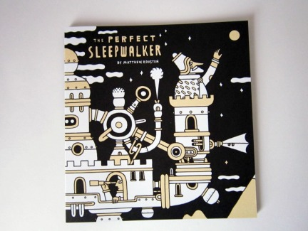 #25 - THE PERFECT SLEEPWALKER