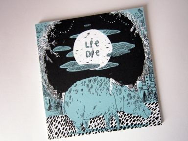 #24. LIE DIE. By Roni Fahima