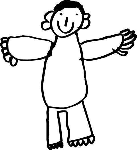 Dibujo de Fernando, 11 años