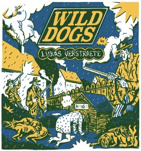 © Wild Dogs by Lukas Verstraete