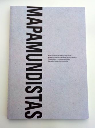 Libro Mapamundistas, 2017