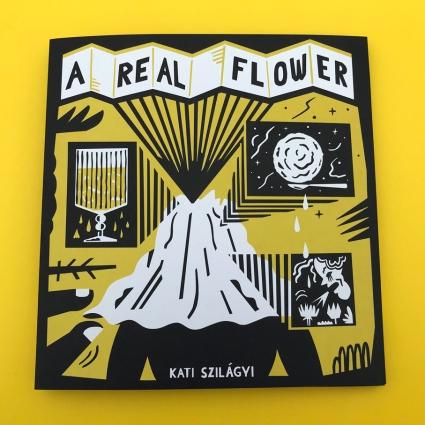 A Real Flower. By Kati Szilágyi